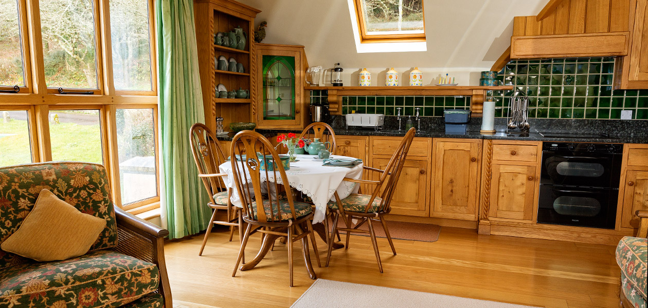 Branscombe Lodge, Self Catering.